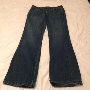 Levi's 518 Superlow Jeans (9 Long)